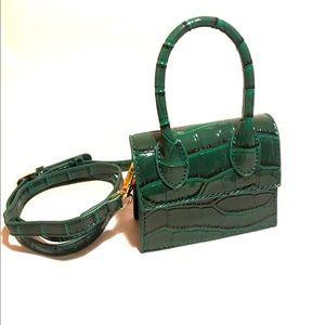 Crocodile mini fashion bags
